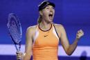 Sharapova retrouve Williams en quarts de finale