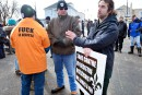 Les opposants au registre des armes à feu se mobilisent
