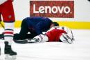 Blue Jackets: tout le monde blessé... même l'entraîneur!