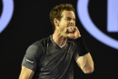 Andy Murray l'emporte malgré le stress