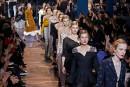 Haute couture: premier défilé Dior post-Raf Simons