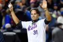 Les Mets retireront le numéro 31 de Mike Piazza