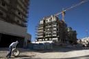 Lescolonies continuent des'étendre en Cisjordanie