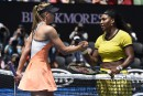 Serena Williams a encore raison de Maria Sharapova