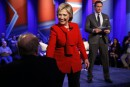 Hillary Clinton combative face à la vague Bernie Sanders
