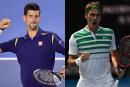 Un choc Djokovic-Federer en demi-finale en Australie