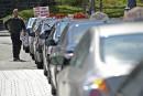 Taxis: bloquer des routes et des ponts, «pas une bonne idée»