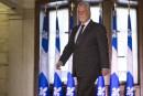 Philippe Couillard remaniera son conseil des ministres jeudi