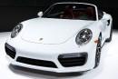 Porsche 911: l'option hybride rechargeable toujours sur la table