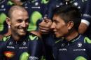 Nairo Quintana se concentrera sur le Tour de France