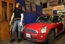 Un inventeur canadien teste son exosqueletteIron Man