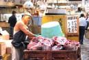 Le marché aux poissons de Tsukiji