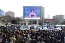La Corée du Nord n'aurait testé que des composants de bombeH