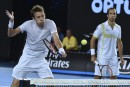 Daniel Nestor et Radek Stepanek battus en finale du double