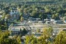 Lac-Mégantic: la reconstruction de la zone sinistrée débutera au printemps