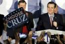 Iowa: Cruz l'emporte, Clinton gagne de justesse