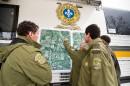 Les policiers continuent de ratisser le secteur de Ste-Catherine