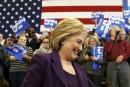 Iowa: Clinton l'emporte sur le fil