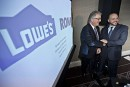 Le géant américain Lowe's acquiert Rona pour 3,2 milliards