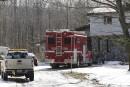 Incendie criminel à Sutton: le fils de la victime comparaît