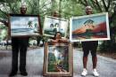 Coup d'oeil sur les paysagistes afro-américains
