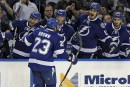 Le Lightning défait les Red Wings 3-1