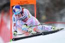 Lindsey Vonn critique la piste à Garmish-Partenkirchen