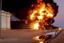 La Libye de nouveau sous les bombes?