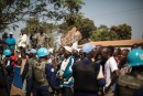 Centrafrique: des Casques bleus de nouveau accusés d'abus sexuels