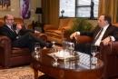 Rencontre entre Lévesque et Legault: pyrrhotite et économie au menu