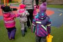 Garderies:Québec réduira les subventions pour les enfants de 4 ans
