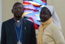 Attentat au Burkina Faso: deux membres de la «famille africaine» venus dire merci