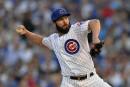 Cubs: une entente d'un an et 10,7millions pour Jake Arrieta