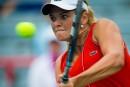 Fed Cup: Françoise Abanda et Aleksandra Wozniak vaincues