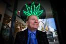 Un homme d'affaires veut devenir le roi du cannabis à Montréal