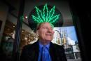 Le «roi du cannabis» en furie contre les policiers de Québec