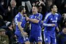 Chelsea arrache le nul contre Manchester United