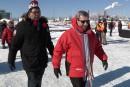 Oléoduc Énergie Est: Labeaume reçoit l'appui du maire de Calgary