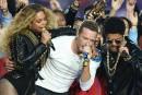 Super Bowl: Coldplay, Beyoncé et Bruno Mars font le show