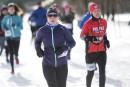 Classique hivernale Broadway: populaire, la course au froid