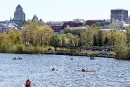 Le fleuve, allié naturel pour nettoyer la Saint-Charles