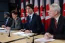 Le Canada mettra fin aux frappes aériennes d'ici le 22 février