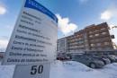Un homme intoxiqué et violent arrêté à l'hôpital de Magog