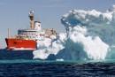 Une organisation du commerce maritime demande de nouveaux brise-glaces