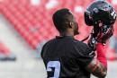 Jovon Johnson dit adieu au Rouge et Noir