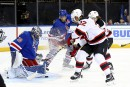 Les Rangers défont les Devils 2-1