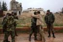 Les rebelles syriens en mauvaise posture, les déplacés bloqués
