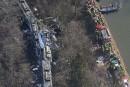 Collision mortelle entre deux trainsen Allemagne