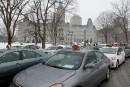 Manif des taxis, bons mots du ministre envers Uber