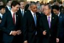 Ban Ki-moon va saluer le retour du Canada sur la scène internationale